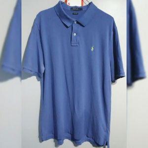 Polo Ralph Lauren Large Blue Polo T-Shirt